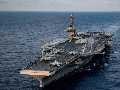 Pentagon Refused to Evacuate the Crew of the Aircraft Carrier Theodore Roosevelt