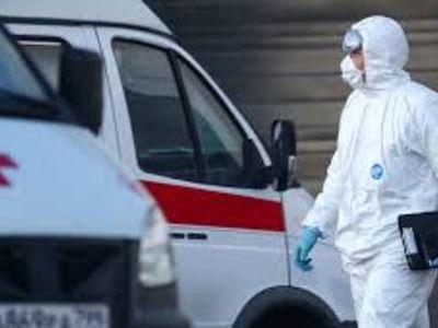 В Москве произошло резкое увеличение числа инфицированных коронавирусом