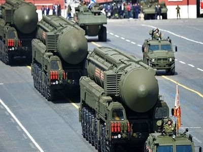 State Department: Russia Has Reduced Nuclear Arsenal by 100 Warheads by March 1