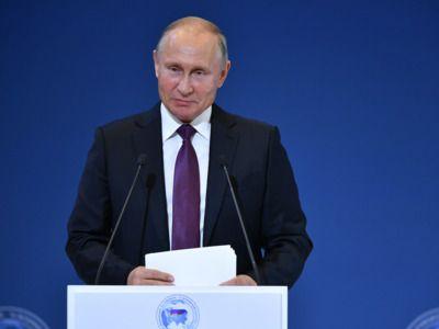 Российский президент вновь обратится к соотечественникам