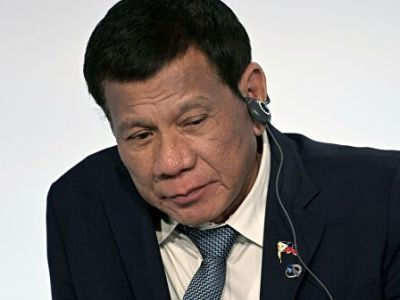 Philippine President Ordered to Shoot at Protesters