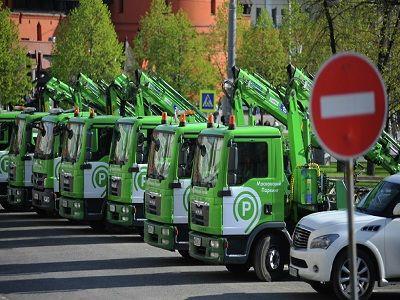 В Москве машины нарушителей самоизоляции отправят на спецстоянки