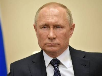 Putin Extended Non-working Days until the End of April