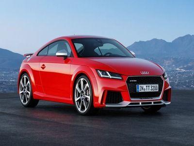 Audi Recalls 833 TT Model Cars in Russia