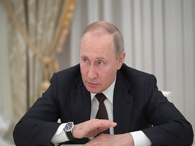 Putin Will Discuss with the Largest Russian Oil Companies the Situation in Oil Market