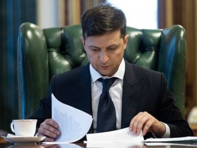 Ukrainian President Issued a Decree on Humanitarian Assistance to Italy