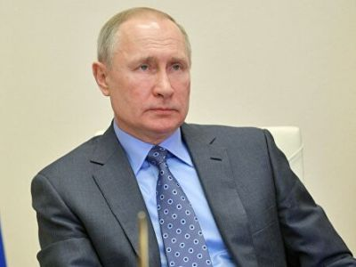 Putin's Rating Rose after His Appeal to Citizens
