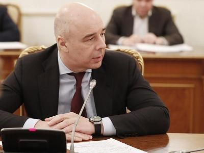 "Russian Finance Minister Spoke about ""New Reality"" in the Economy"