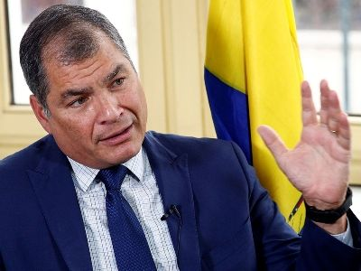 The Court Sentenced the Former President of Ecuador to Eight Years in Prison