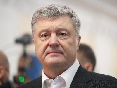 In Ukraine, a New Criminal Case against Poroshenko Was Opened