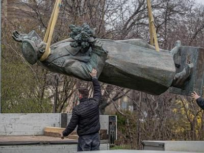 Czech Foreign Ministry Commented on the Demolition of the Monument to Soviet Marshal Konev in Prague