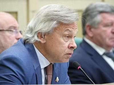 Russian Senator Predicts the Loss of Hegemony by the United States
