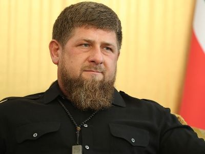 Chechen Leader Accuses Russian Newspaper of Information Sabotage
