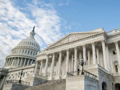 Meetings of the US Congress Are Suspended until May