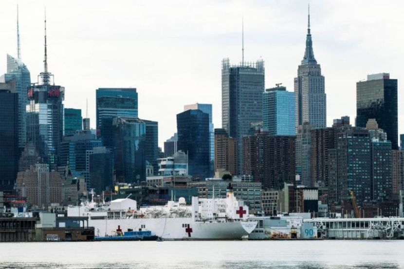 Малывшева назвала причины большого количества инфицированных коронавирусом в Нью-Йорке