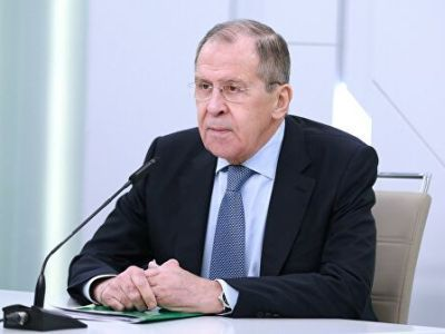 Russian Foreign Minister Proposed to Study Conspiracy Theories about Coronavirus