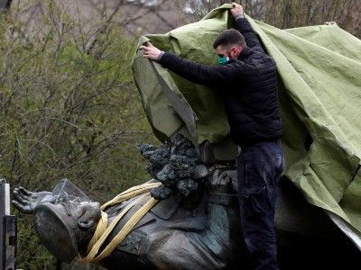 Prague Mayor Commented on Criminal Case Initiated in Russia for Demolition of Marshal Konev Monument