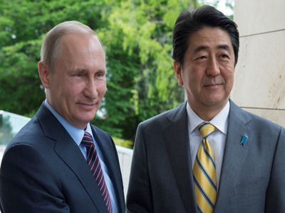 Tokyo: Date of Next Meeting of Abe and Putin Is not Defined