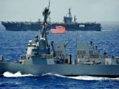 Iran: US Presence in Persian Gulf Threatens Security of the Republic