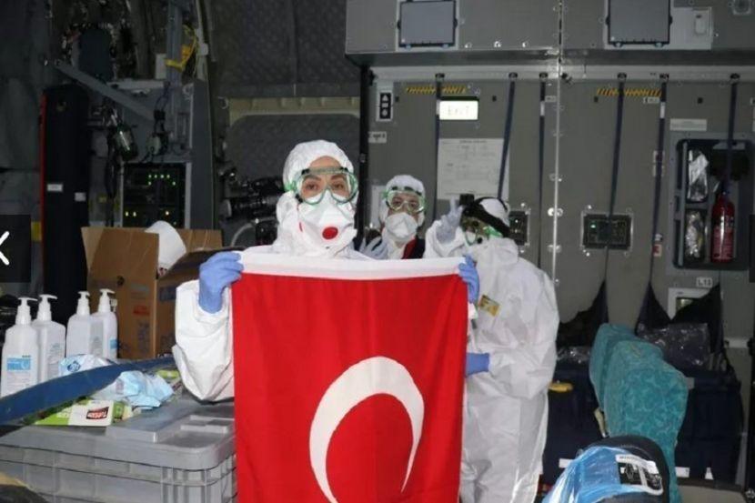 Число больных коронавирусом в Турции возросло до 82 тысяч