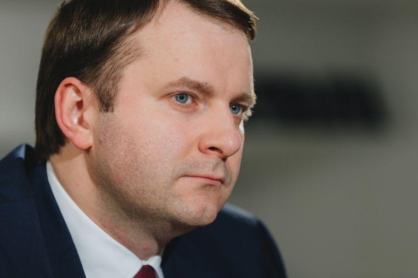 Орешкин: экономика РФ пройдёт второй квартал с негативными цифрами