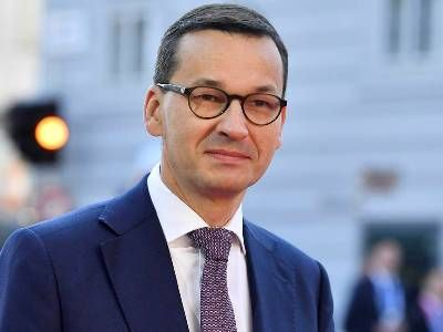 """Polish Prime Minister Declared the Need to Develop the """"Marshall Plan of the XXI Century"""""""