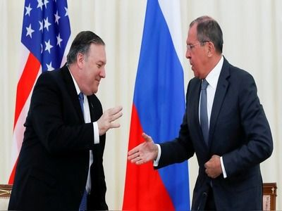 US Ambassador Expects Resumption of Arms Control Discussion with Russia