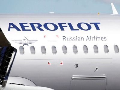 Aeroflot Group Reduced Transportation in March by 34.3%