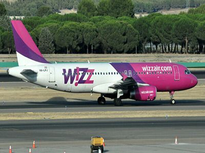 Wizz Air Plans to Resume Flights from Vienna to Europe from May 1