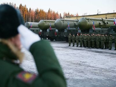 Russia Entered Top Five Countries with the Highest Military Spending