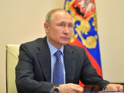 Putin Recalled the Alliance of Countries which Existed during the Second World War