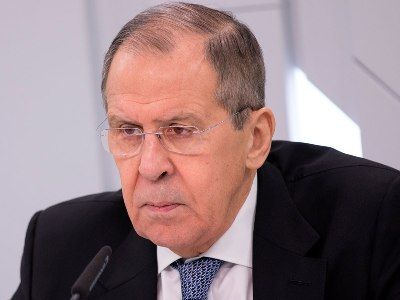 Russian Foreign Minister Reported of the Disruption of the Summit of the Normandy Four