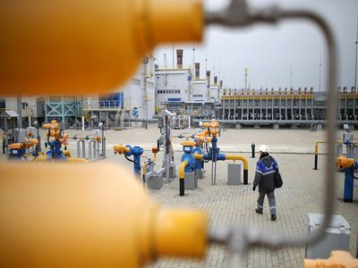 Gazprom's Profit for the Year Decreased by 253 Billion Rubles