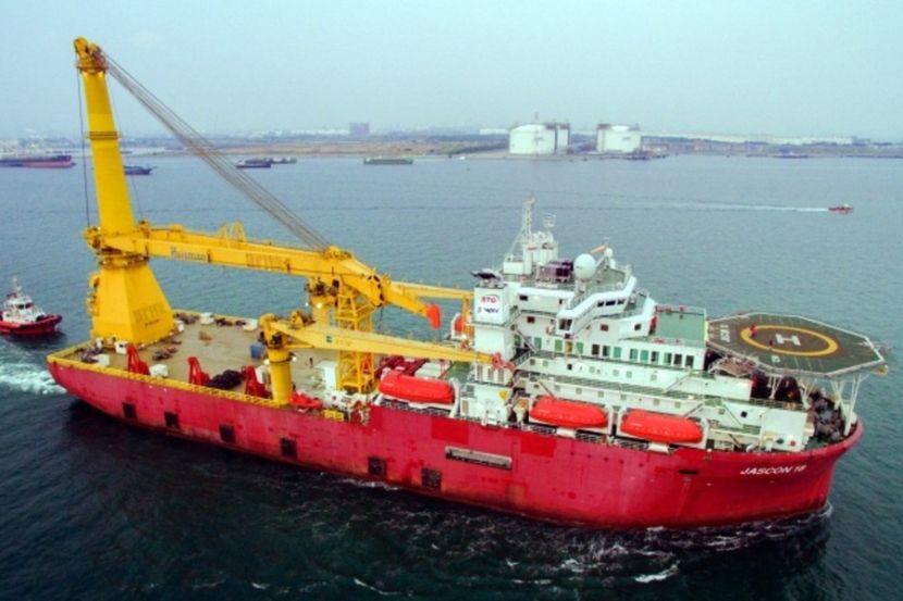 """Метания судна, которое способно достроить """"Северный поток - 2"""",  завершились"""
