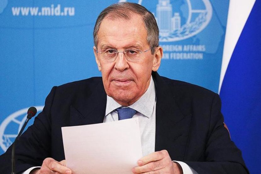 Russian Foreign Minister Claimed the Lack of Progress in the Agreements on the Donbass