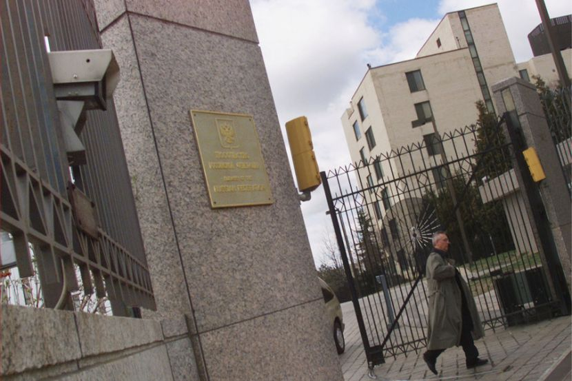 Russian Embassy Accuses US of Rewriting WWII History