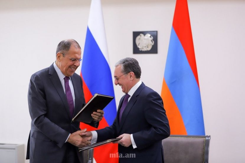 Armenian Foreign Minister Stated Importance of Reducing the Price of Russian Gas