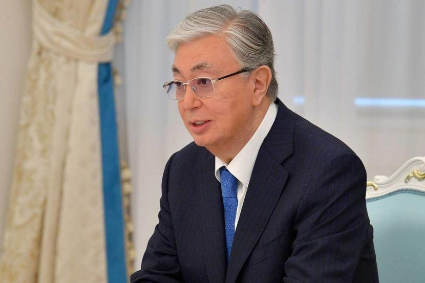 Президент Казахстана отметил ключевую роль СССР в победе во Второй мировой войне