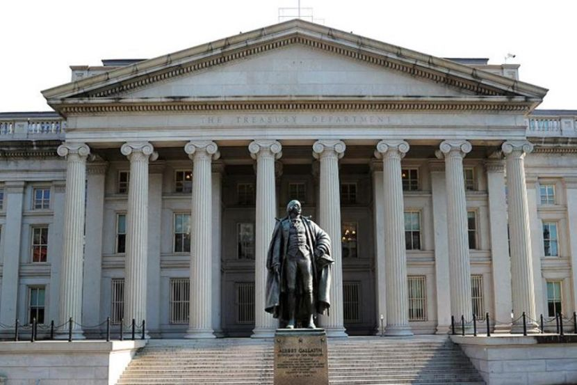 The US Treasury Plans to Borrow a Record Sum of almost 3 Trillion Dollars