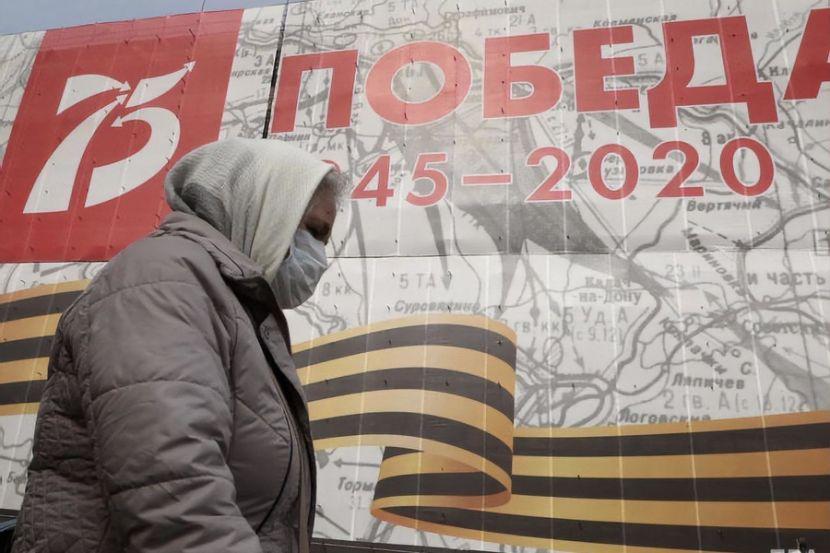 На Украине пенсионер может попасть в тюрьму из-за открыток в честь 9 Мая