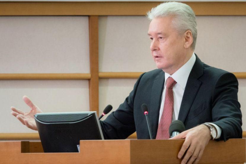 Мэр Москвы отменил ограничения на строительство с 12 мая