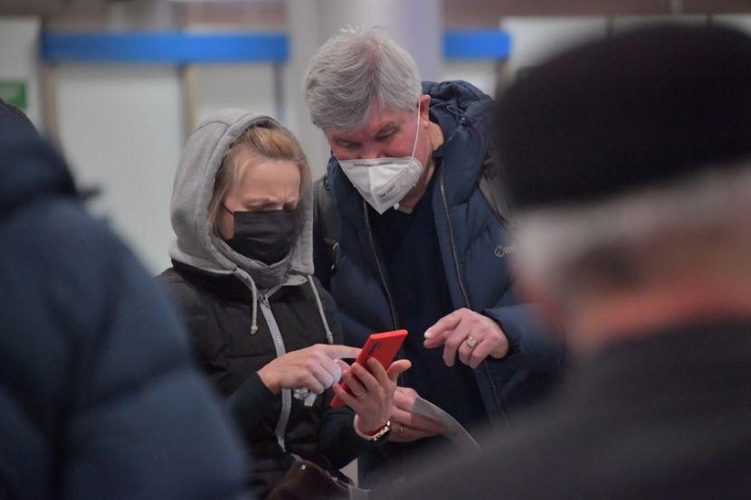 В России за сутки выявили 10 699 новых случая заражения коронавирусом