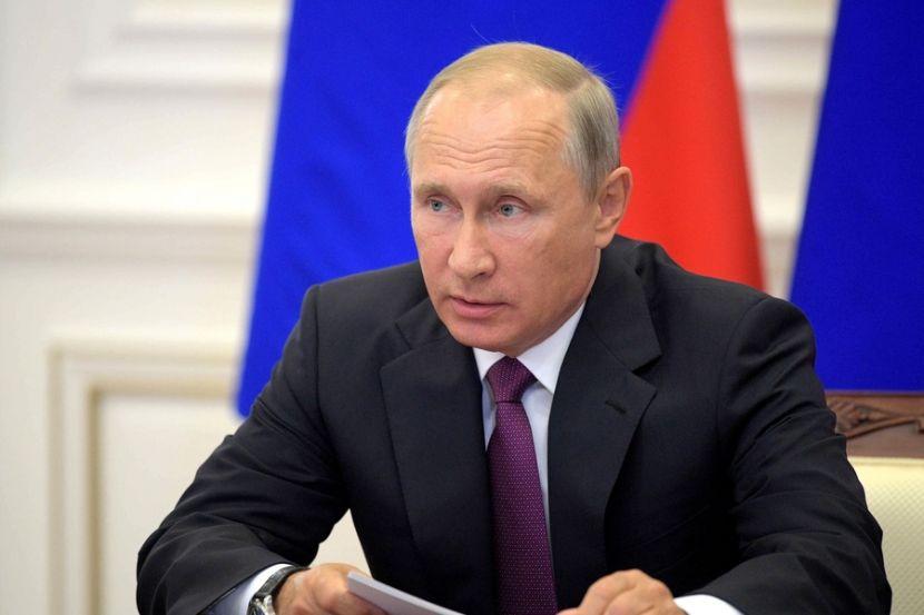 Путин: у тех, кто 20 лет назад хотел развалить Россию, были шансы