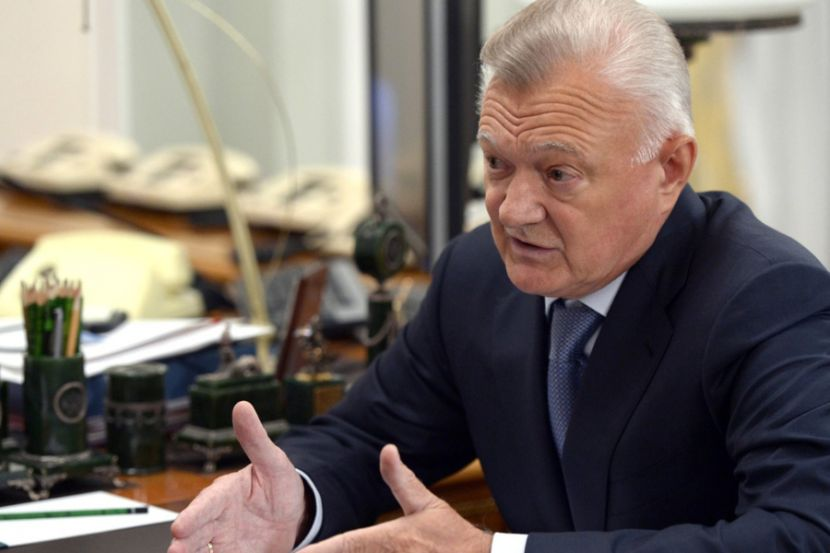 Умер сенатор Олег Ковалёв