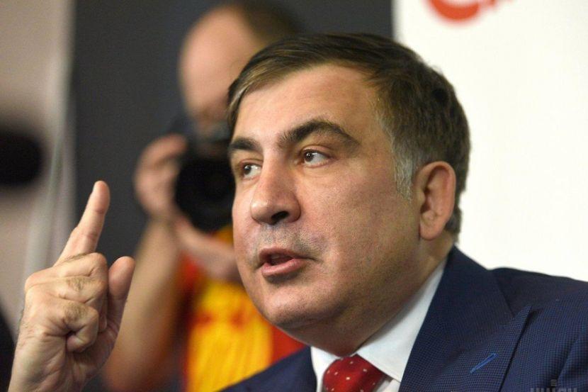 Саакашвили заявил, что из-за Украины Грузию ждёт голод