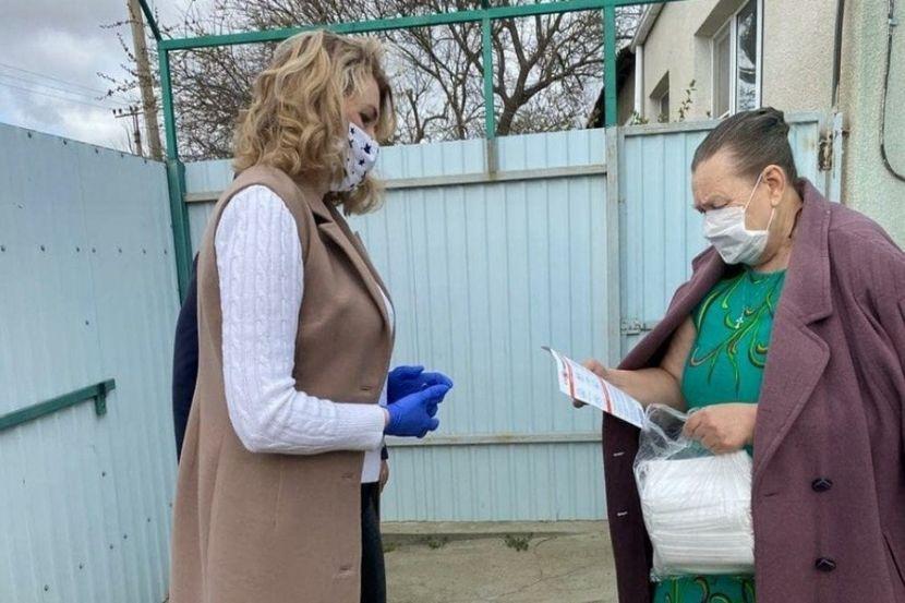 Ставропольцы бесплатно получат 20 тыс. защитных масок