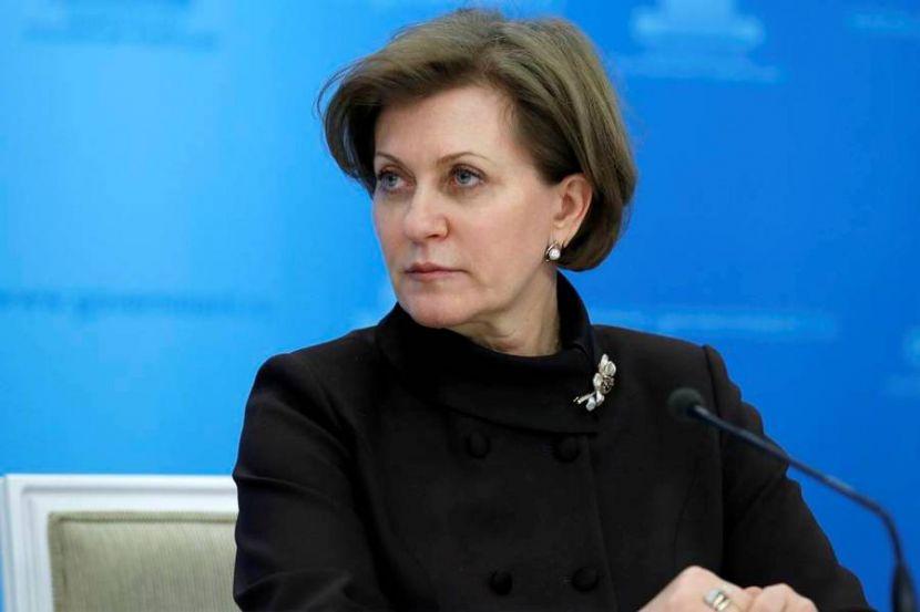 Глава Роспотребнадзора сообщила, что роста заболеваемости коронавирусом в стране остановлен