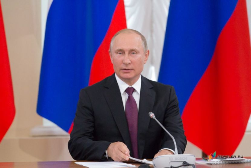 Putin Told about a Dispute with Belarus and Armenia on Gas Transportation Tariffs