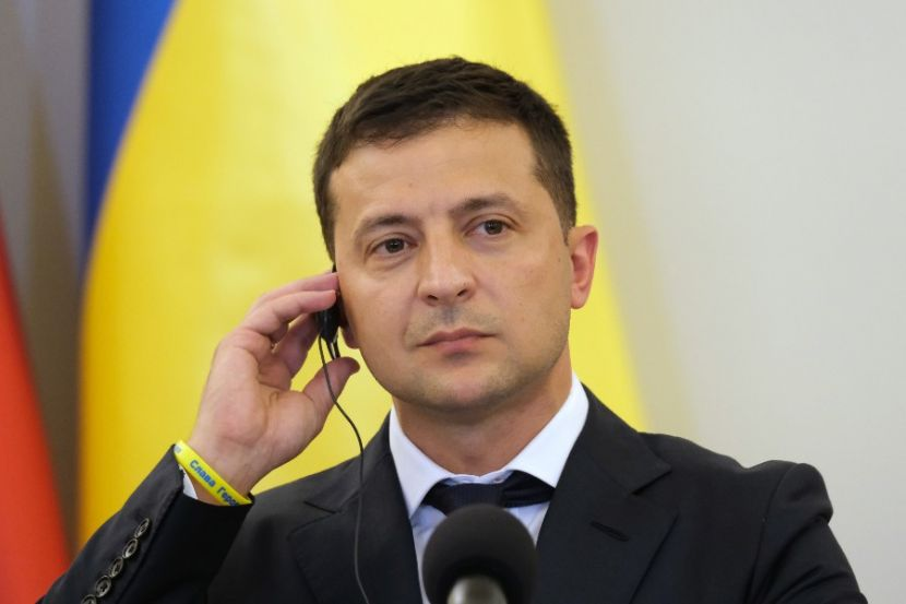 Zelensky Stated Russian Authorities Do not Want to Discuss the Problem of Crimea