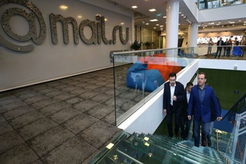 Transneft and Mail.ru Group Began Cooperation in the Digitalization Field